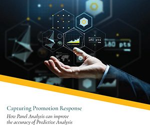 Capturing Promotion Response: How Panel Analysis can improve the accuracy of Predictive Analysis