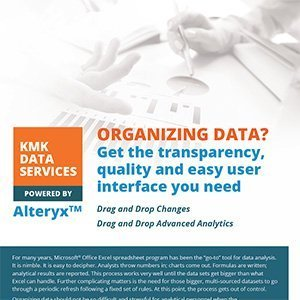 KMK - Alteryx Data Brochure