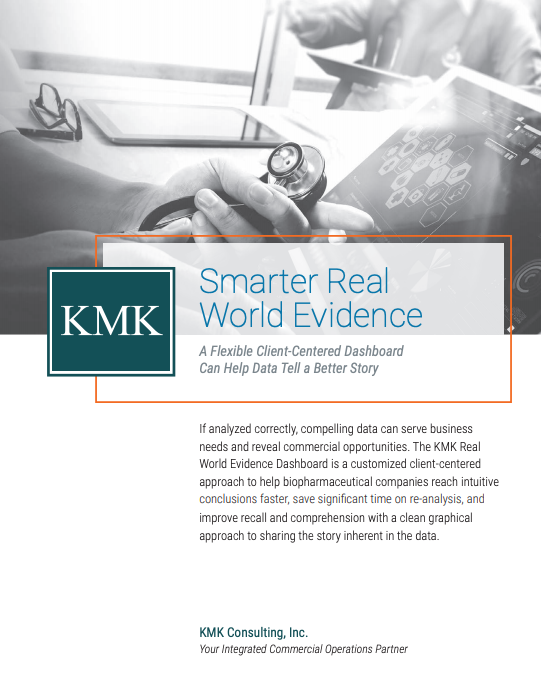 Smarter Real World Evidence: A Flexible Client-Centered Dashboard Can Help Data Tell a Better Story